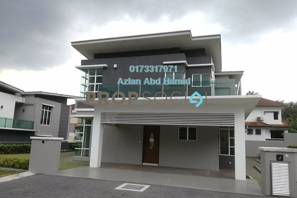 For Sale Bungalow at Langat Jaya, Batu 9 Cheras Freehold Unfurnished 6R/7B 1.6m