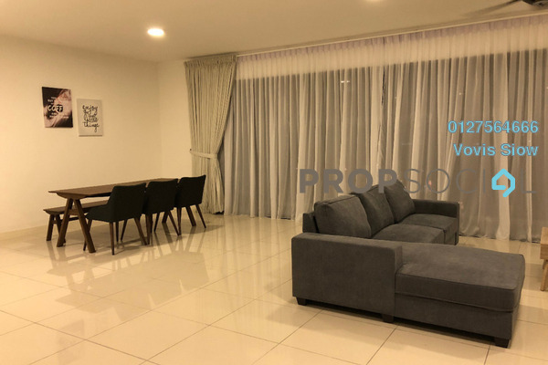 For Rent Condominium at Windows On The Park, Bandar Tun Hussein Onn Freehold Fully Furnished 4R/4B 2.2k