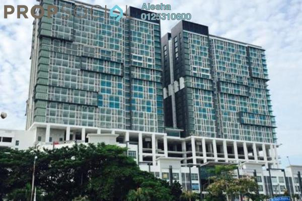 For Sale Office at 3Elements, Bandar Putra Permai Freehold Unfurnished 0R/0B 300k