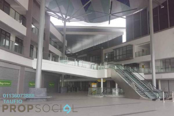 For Rent Shop at Sunsuria Forum, Setia Alam Freehold Unfurnished 0R/1B 1.3k