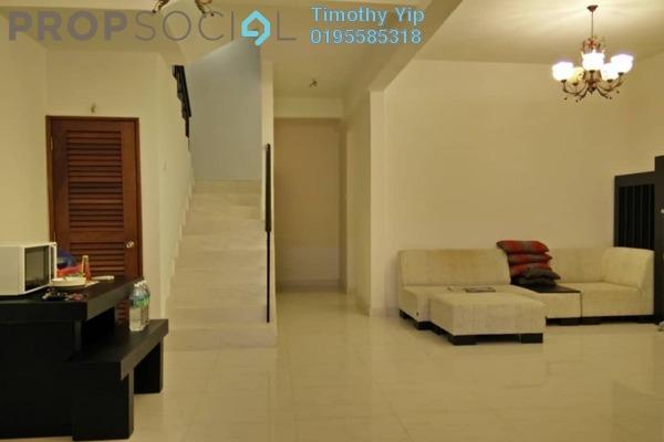 For Sale Terrace at Bukit Suria, Bandar Sungai Long Freehold Fully Furnished 4R/3B 730k