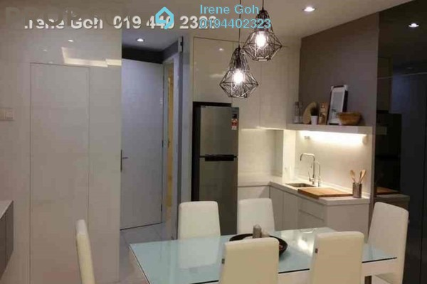 For Rent Condominium at The Latitude, Tanjung Tokong Freehold Fully Furnished 3R/2B 3.3k