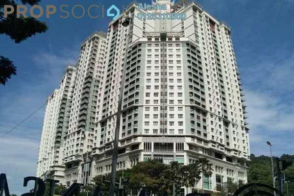 For Sale Condominium at Metropolitan Square, Damansara Perdana Freehold Unfurnished 0R/0B 372k
