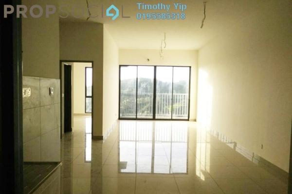 For Sale Condominium at Green Park, Seri Kembangan Freehold Unfurnished 3R/2B 370k