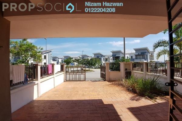 For Sale Terrace at Bukit Saujana, Sungai Buloh Leasehold Unfurnished 5R/3B 650k