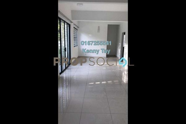 For Rent Terrace at Taman Sri Segambut, Segambut Freehold Semi Furnished 5R/6B 3.8k