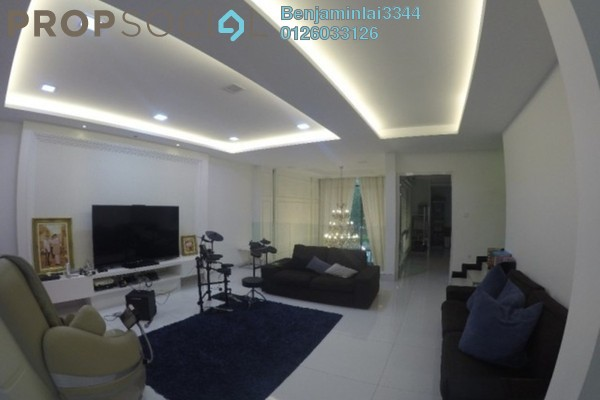 For Rent Terrace at Casaman, Desa ParkCity Freehold Fully Furnished 6R/5B 11.8k
