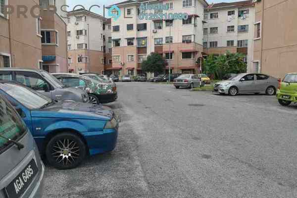 For Sale Apartment at Taman Puchong Prima, Puchong Freehold Unfurnished 0R/0B 120k