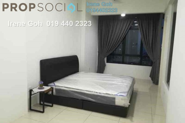 For Rent Condominium at Mont Residence, Tanjung Tokong Freehold Fully Furnished 3R/2B 2.6k