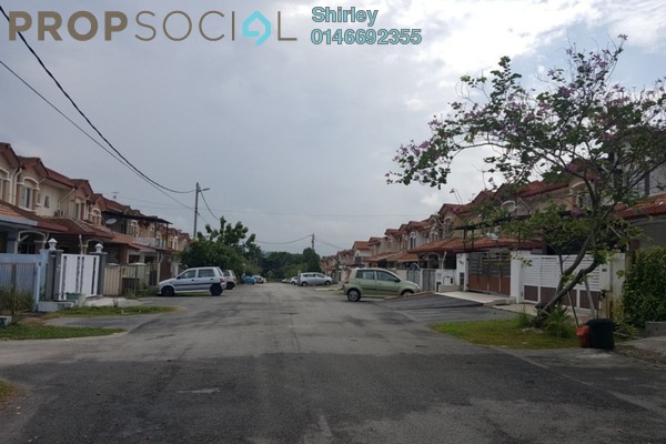 For Sale Terrace at Saujana Puchong, Puchong Freehold Unfurnished 4R/3B 459k