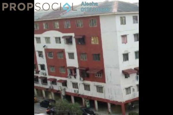 For Sale Apartment at Gugusan Dedap, Kota Damansara Leasehold Unfurnished 0R/0B 150k