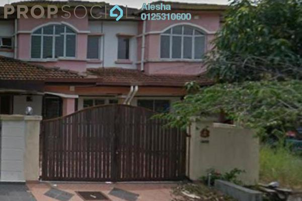 For Sale Terrace at Taman Puncak Jalil, Bandar Putra Permai Freehold Unfurnished 0R/0B 550k