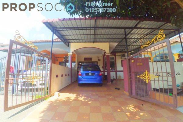 For Sale Terrace at Kota Warisan, Sepang Freehold Unfurnished 3R/2B 340k