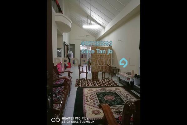 For Sale Terrace at Taman Impian Emas, Skudai Freehold Semi Furnished 4R/2B 530k