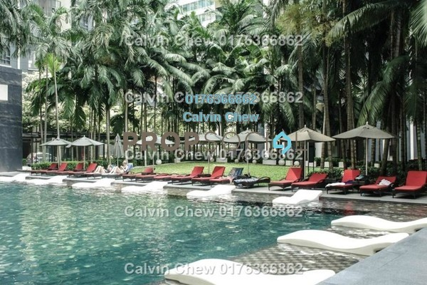 For Sale Serviced Residence at St Mary Residences, KLCC Freehold Unfurnished 0R/0B 1.85m