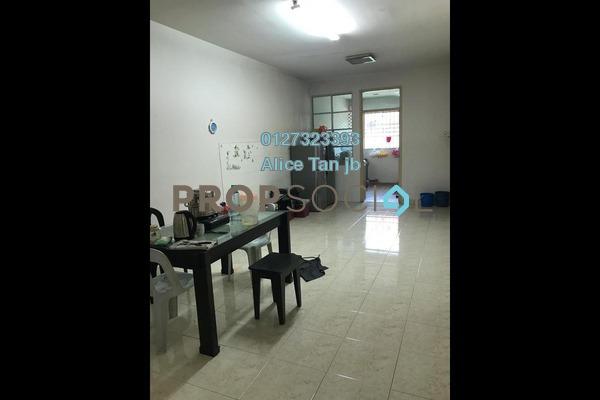 For Sale Terrace at Taman Impian Emas, Skudai Freehold Semi Furnished 4R/2B 518k