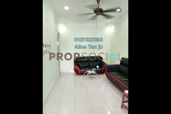 For Sale Terrace at Taman Bukit Indah, Bukit Indah Freehold Semi Furnished 3R/2B 465k