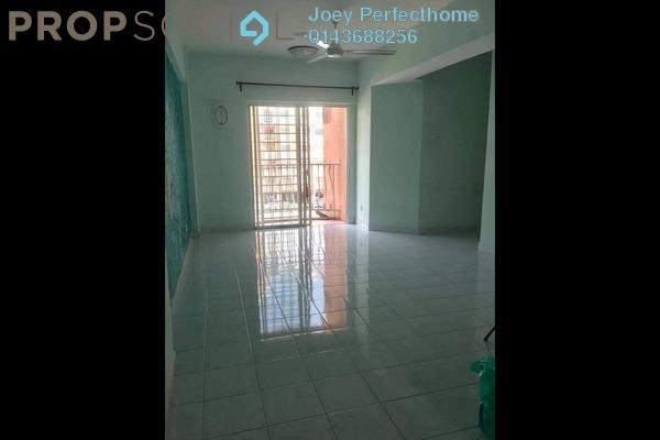 For Rent Condominium at Sri Hijau, Bandar Mahkota Cheras Freehold Unfurnished 3R/2B 799translationmissing:en.pricing.unit