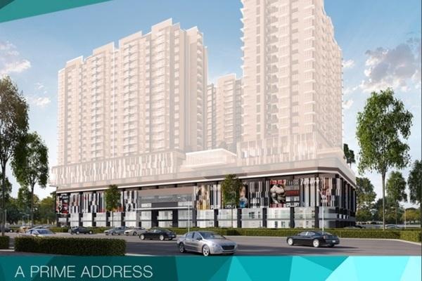 For Sale Shop at Gaya Resort Homes, Bukit Rimau Freehold Unfurnished 0R/2B 1.71m