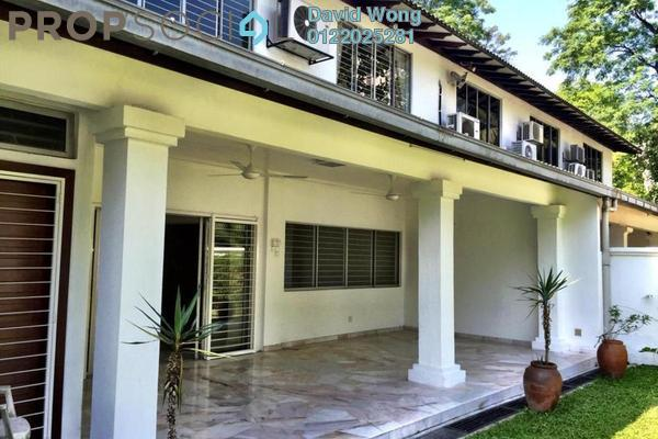 For Rent Bungalow at Wickham Residence, Ampang Hilir Freehold Semi Furnished 5R/3B 8.5k