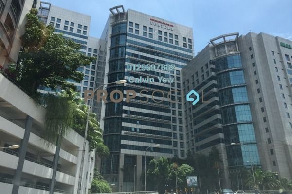 For Rent Office at Plaza Sentral, KL Sentral Freehold Unfurnished 0R/0B 14.9k