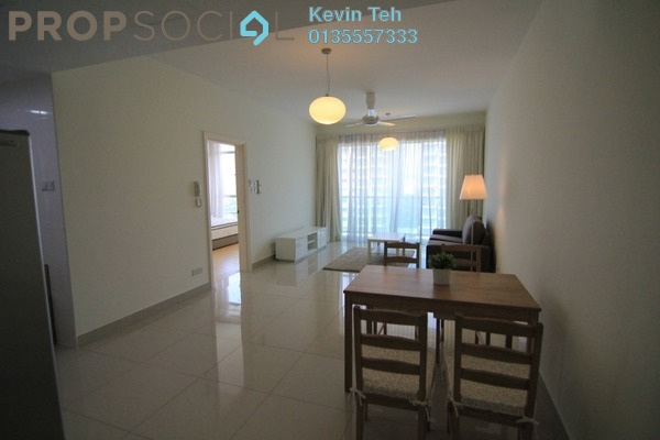 For Rent Condominium at Solaris Dutamas, Dutamas Freehold Fully Furnished 1R/1B 3.2k