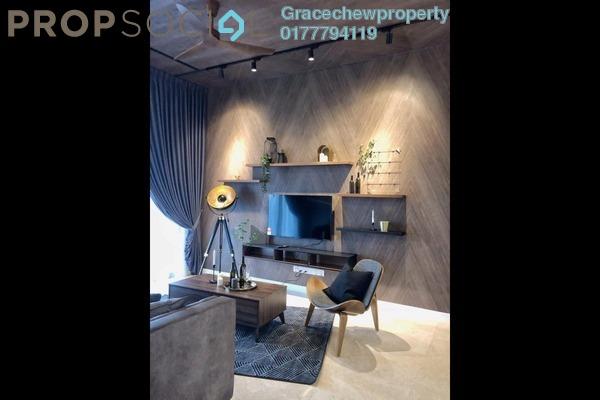 For Rent Condominium at The Astaka @ 1 Bukit Senyum, Johor Bahru Freehold Fully Furnished 4R/4B 6k