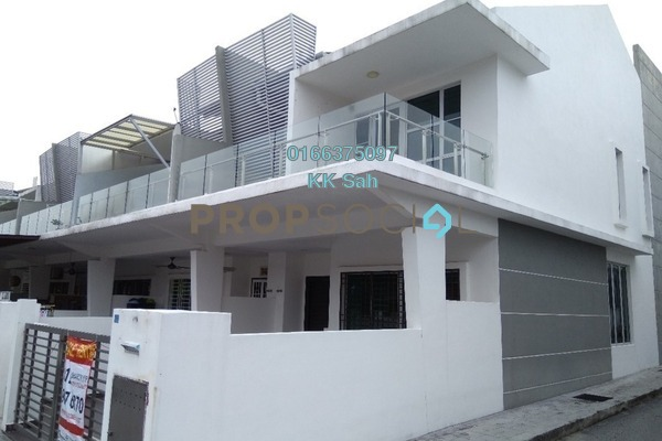 For Sale Link at Taman Cheras Idaman, Bandar Sungai Long Leasehold Semi Furnished 4R/3B 760k
