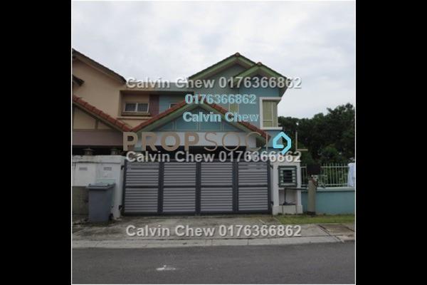 For Sale Semi-Detached at Taman Aman Perdana, Klang Freehold Unfurnished 4R/3B 583k