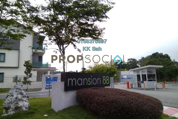 For Sale Link at Mansion 88, Semenyih Freehold Semi Furnished 5R/5B 788k