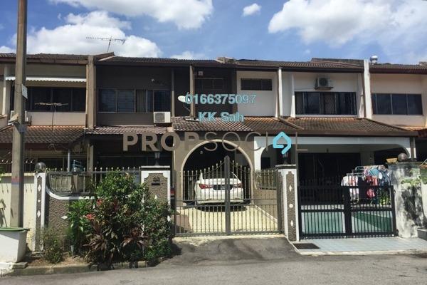For Sale Superlink at Taman Len Sen, Cheras Freehold Semi Furnished 4R/3B 670k