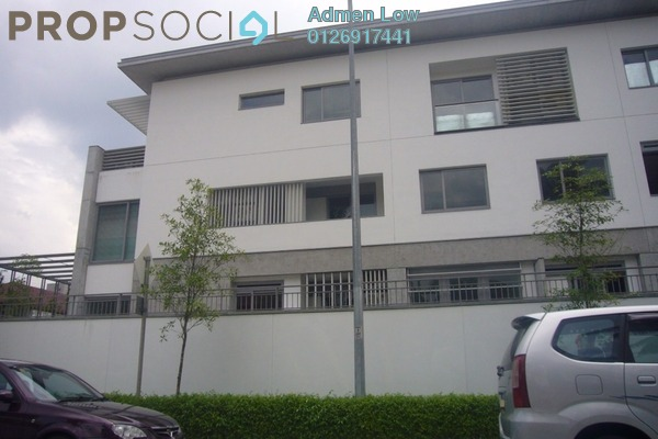 For Sale Condominium at Iringan Hijau, Ampang Hilir Freehold Semi Furnished 5R/4B 3.2m