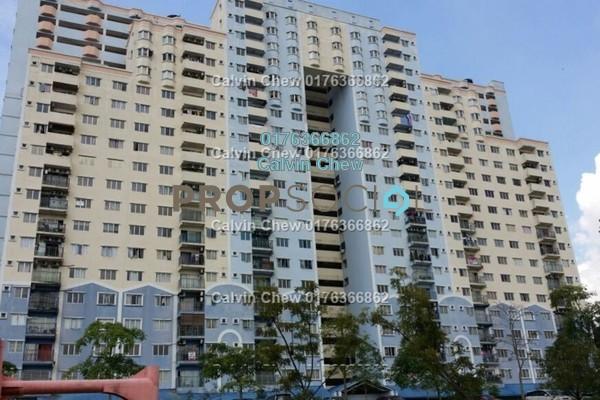 For Sale Apartment at Desaminium Rimba, Bandar Putra Permai Freehold Unfurnished 5R/3B 197k
