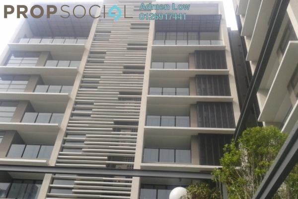 For Sale Condominium at Seri Ampang Hilir, Ampang Hilir Freehold Semi Furnished 4R/3B 2.5m