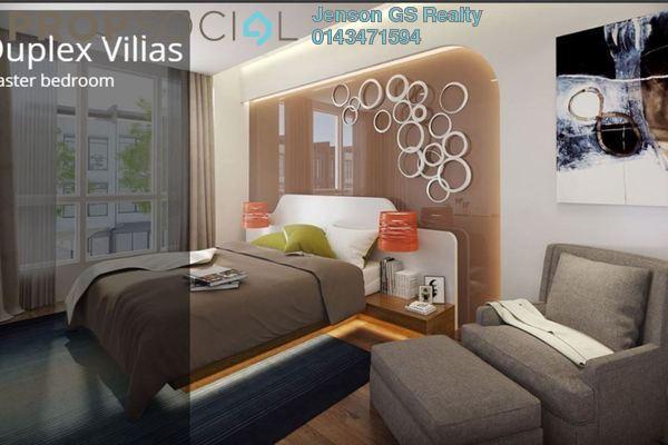For Sale Villa at Taman Bukit Serdang, Seri Kembangan Freehold Semi Furnished 6R/6B 1.79m