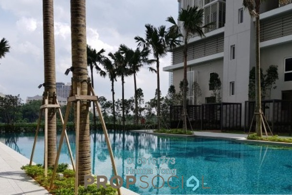 For Rent Condominium at Pavilion Hilltop, Mont Kiara Freehold Fully Furnished 3R/3B 7k