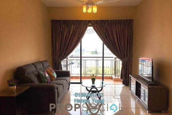 For Rent Condominium at Casa Indah 1, Tropicana Freehold Fully Furnished 2R/2B 2.2k