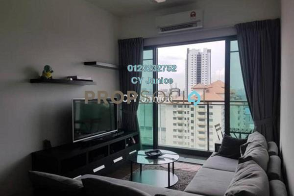 For Rent Serviced Residence at Kelana Damansara Suite, Kelana Jaya Freehold Fully Furnished 2R/2B 2.5k
