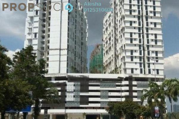 For Sale Serviced Residence at H2O Residences, Ara Damansara Freehold Unfurnished 0R/0B 560k