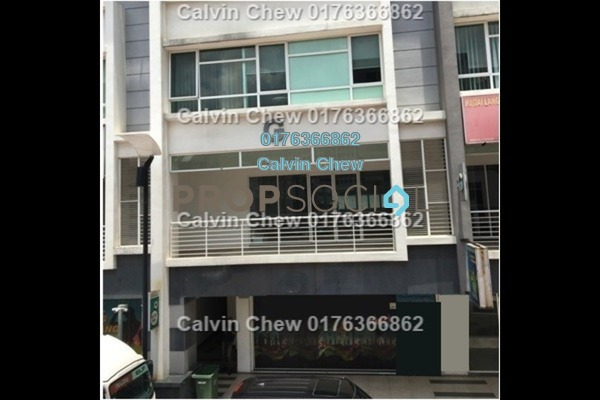For Sale Shop at Zenith Corporate Park, Kelana Jaya Freehold Unfurnished 0R/0B 526k