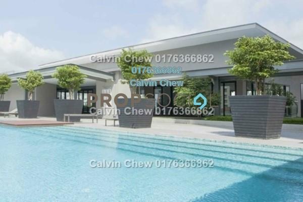 For Sale Serviced Residence at Glomac Centro, Bandar Utama Freehold Unfurnished 4R/3B 738k