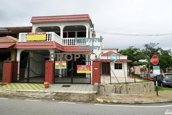 For Sale Terrace at Taman Selayang Utama, Selayang Freehold Semi Furnished 5R/3B 950k