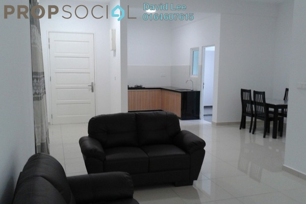 For Rent Condominium at One Imperial, Sungai Ara Freehold Fully Furnished 3R/2B 1.5k