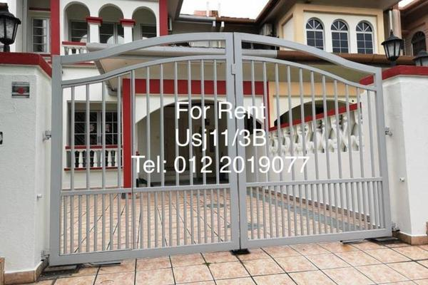 For Rent Link at USJ 11, UEP Subang Jaya Freehold Semi Furnished 4R/3B 2.1k