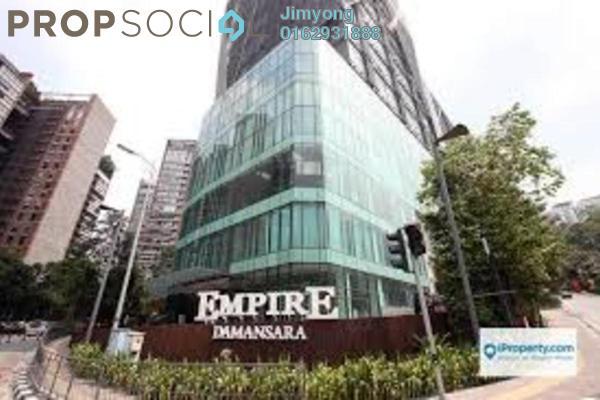 For Rent Duplex at Empire Damansara, Damansara Perdana Freehold Fully Furnished 1R/1B 1.5k