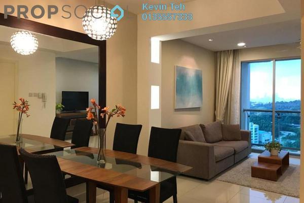 For Rent Condominium at Solaris Dutamas, Dutamas Freehold Fully Furnished 1R/1B 3.5k