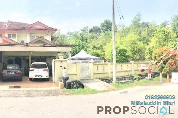 For Sale Terrace at Bandar Saujana Utama, Sungai Buloh Freehold Semi Furnished 3R/3B 780k