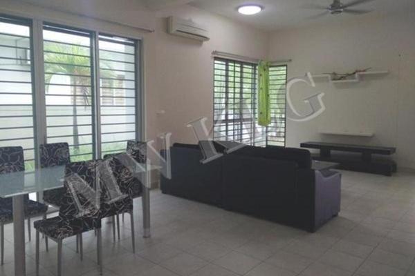 For Rent Semi-Detached at Bandar Botanic, Klang Freehold Semi Furnished 4R/4B 3.5k