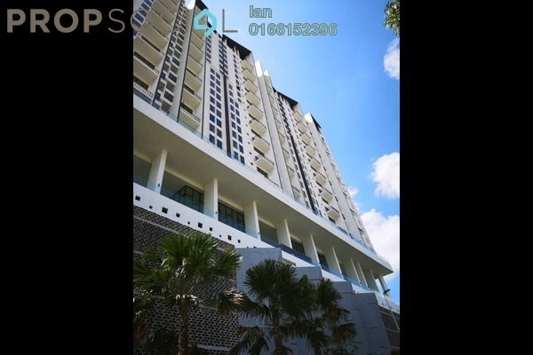For Sale Condominium at The Andes, Bukit Jalil Freehold Semi Furnished 3R/2B 608k