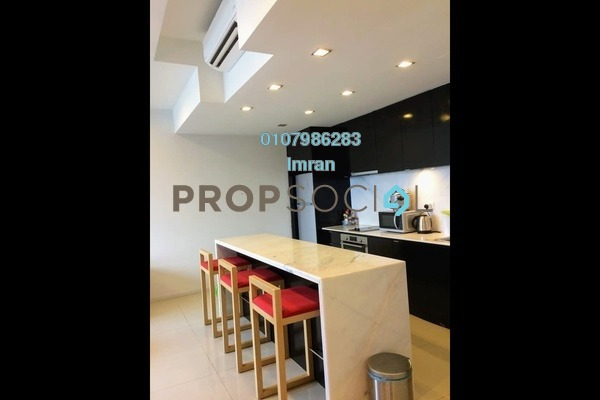For Sale Serviced Residence at VERVE Suites, Mont Kiara Freehold Fully Furnished 3R/2B 1.08m